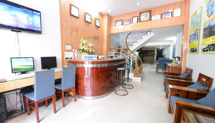 Welcome to Little Hanoi Hostel
